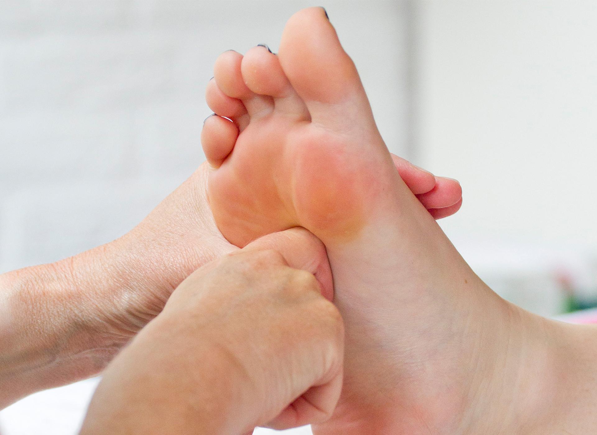 VoetreflexPlus massage/therapeutisch